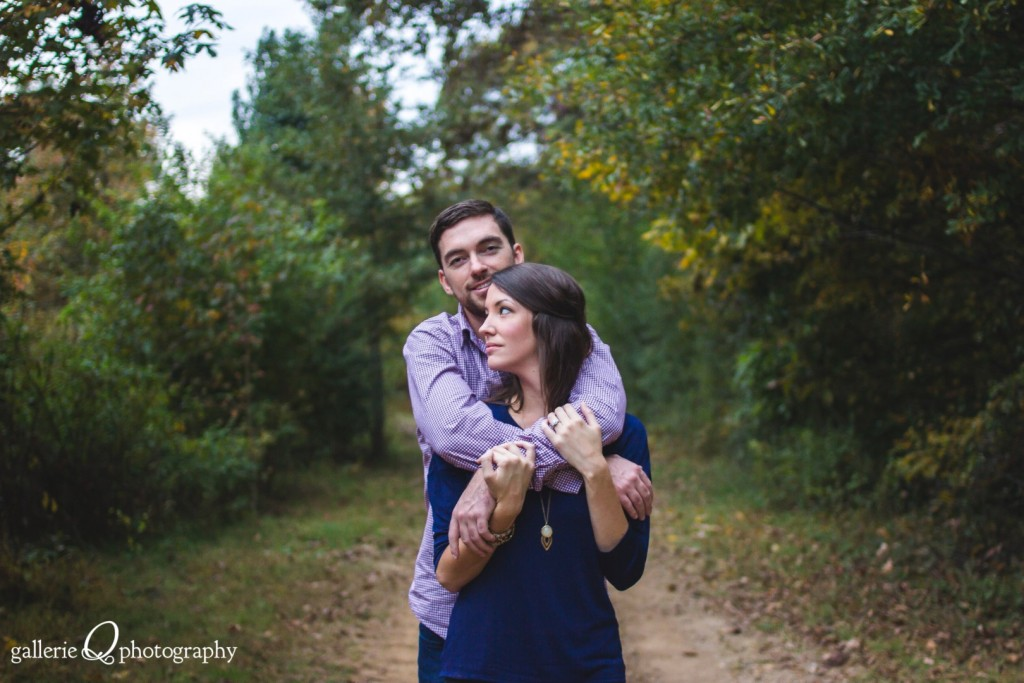 Kaylin + Sam | Greenway Farms, Chattanooga Engagement Session