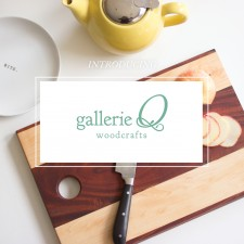 Introducing Gallerie Q Woodcrafts!