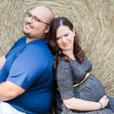 Ashley & Keith | Chickamauga Battlefield Maternity Session